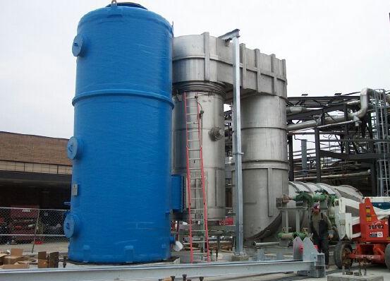 Pharmacuetical Company Chooses the QUADRANT NRV Thermal Oxidizer