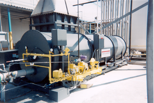 Canadian Biofuel Manufacturer requires Air Pollution Control
