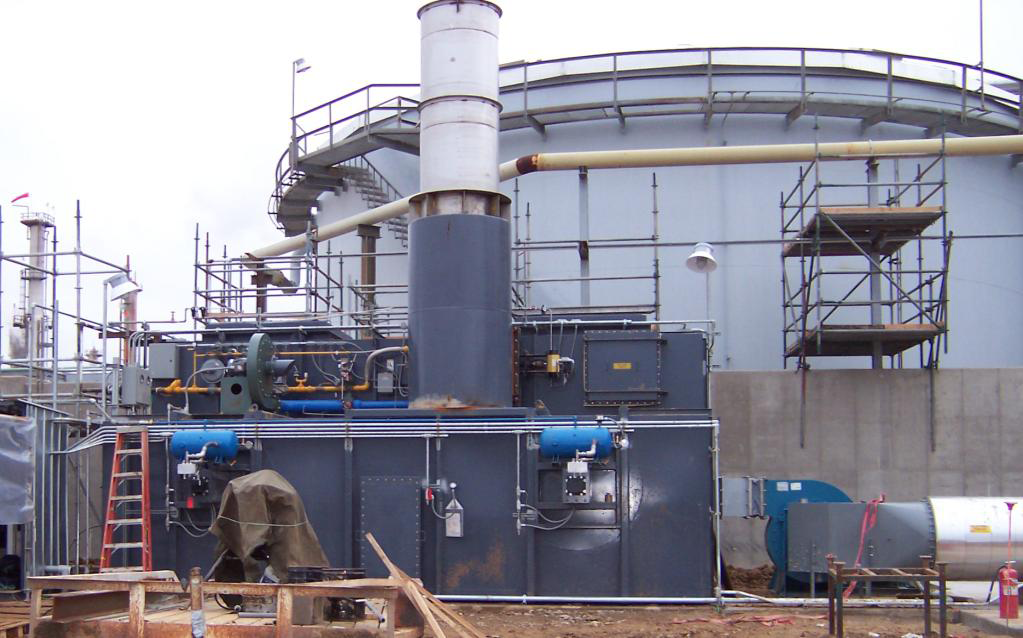 Petro-Chemical Processor meets National Emission Standards for Hazardous Air Pollutants