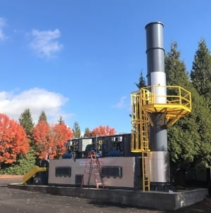 CPI Replaces Thermal Recuperative Oxidizer with RTO at Web Coater
